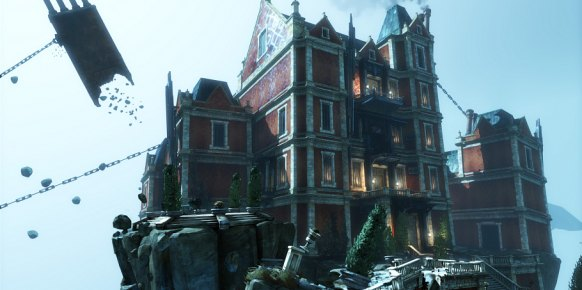 Dishonored Dunwall City Trials análisis