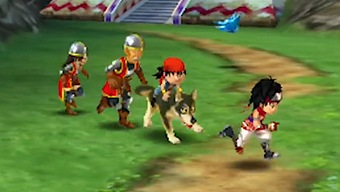 Video Dragon Quest VII, Descubre sus Batallas