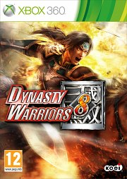 Carátula de Dynasty Warriors 8 - Xbox 360