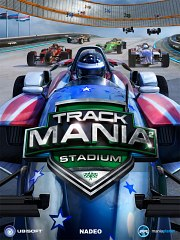 Carátula de Trackmania 2: Stadium - PC