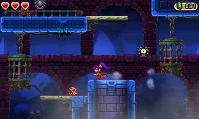 Shantae and the Pirate's Curse análisis