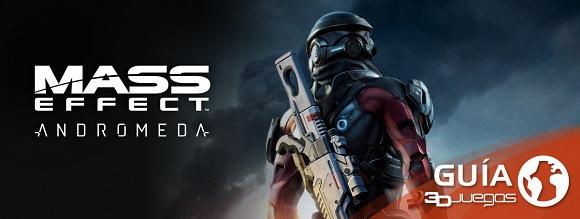 Guía Mass Effect: Andromeda