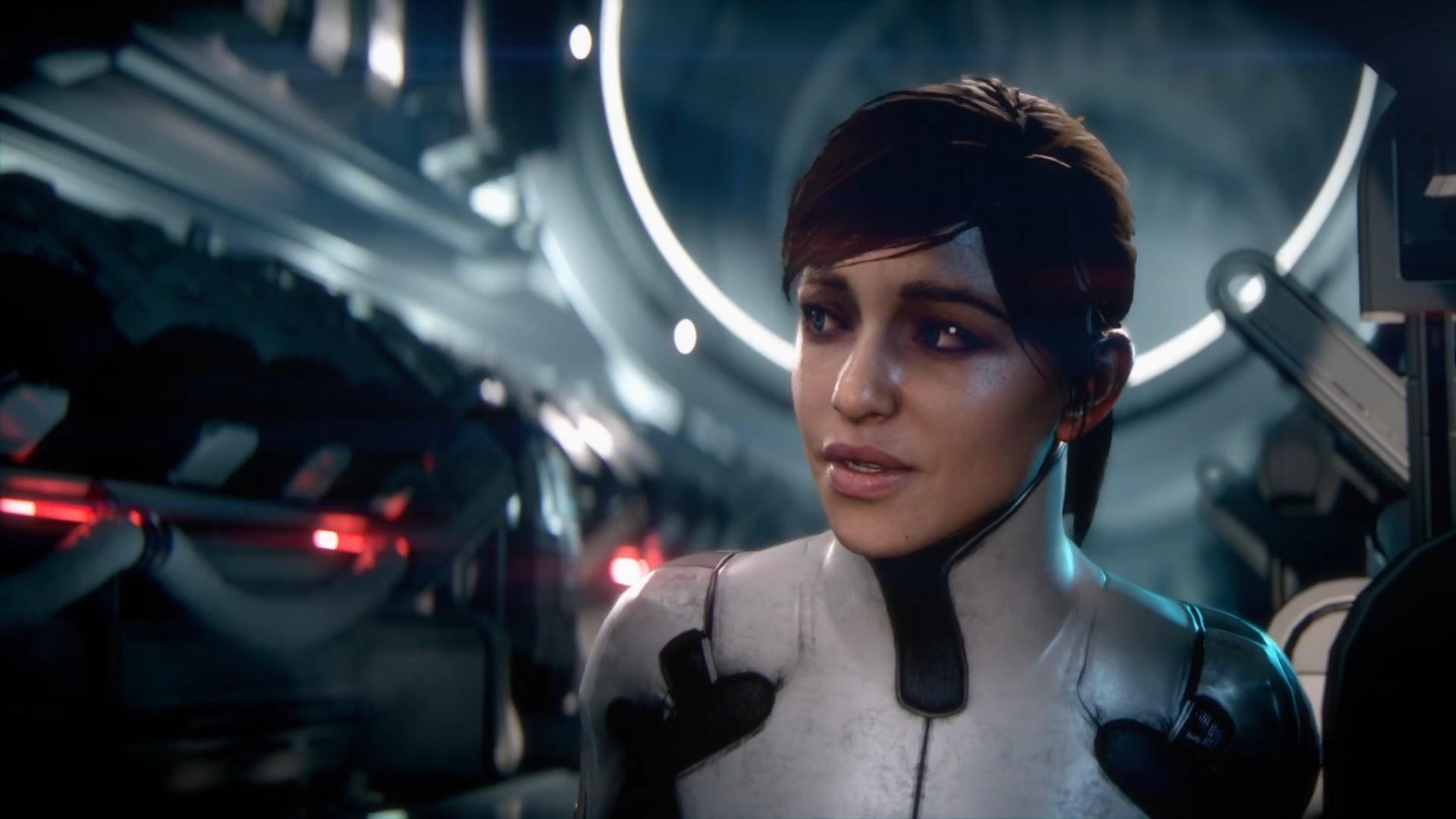 Mass Effect Andromeda Confirma El Nombre De Su Protagonista 3djuegos