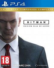 Carátula de Hitman - PS4