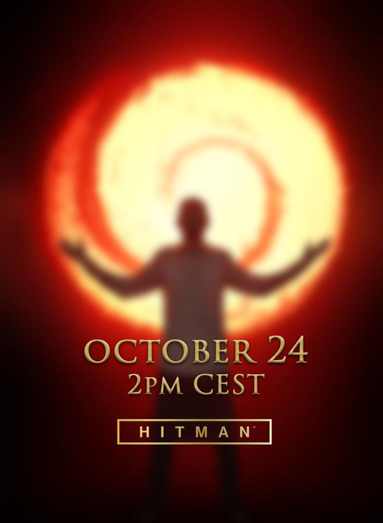 Hitman presentará novedades el 24 de octubre