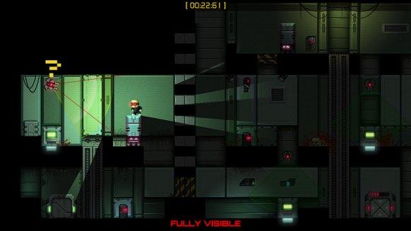 Stealth Inc A Clone in the Dark iOS