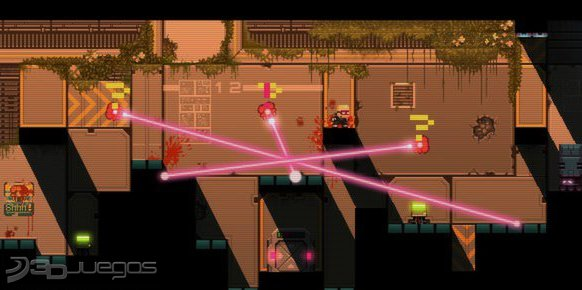 Stealth Inc A Clone in the Dark - An�lisis
