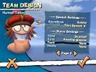 Worms 4 Mayhem - Pantalla
