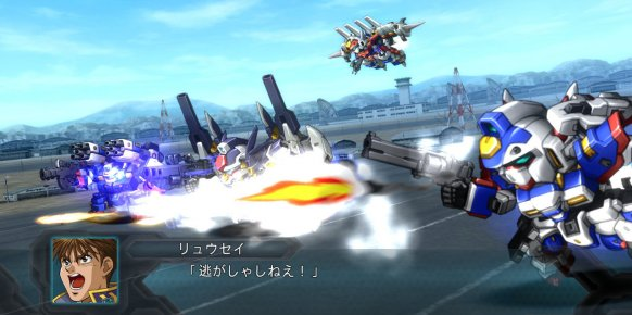 2nd Super Robot Wars OG