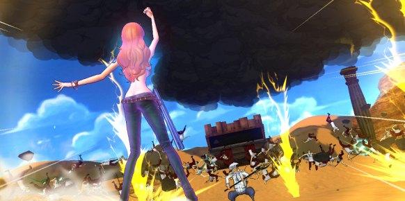 One Piece Pirate Warriors 2: One Piece Pirate Warriors 2: Impresiones jugables exclusivas