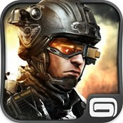 Carátula de Modern Combat 4: Zero Hour - iOS
