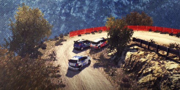 WRC Powerslide Xbox 360