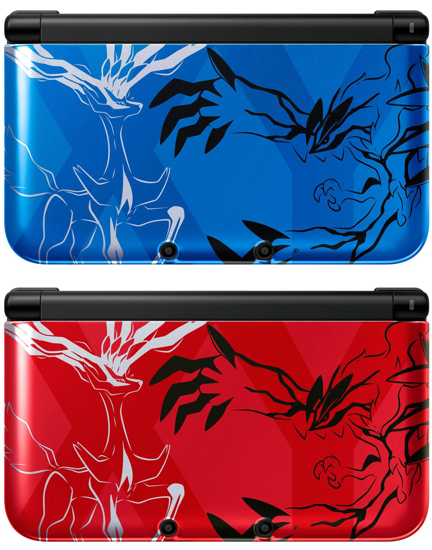 Anunciada La Edicion Limitada De Nintendo 3ds Xl De Pokemon X Y