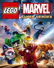 LEGO Marvel Super Heroes Wii U