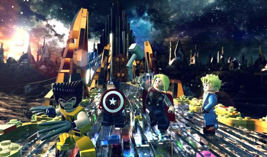 Lego Marvel Super Heroes Impresiones Jugables Ps4