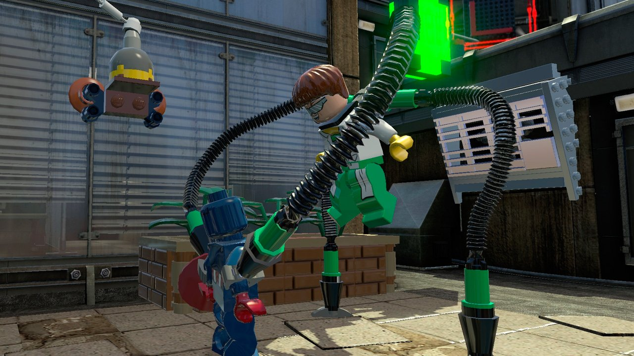 Analisis De Lego Marvel Super Heroes Para Ps3 3djuegos