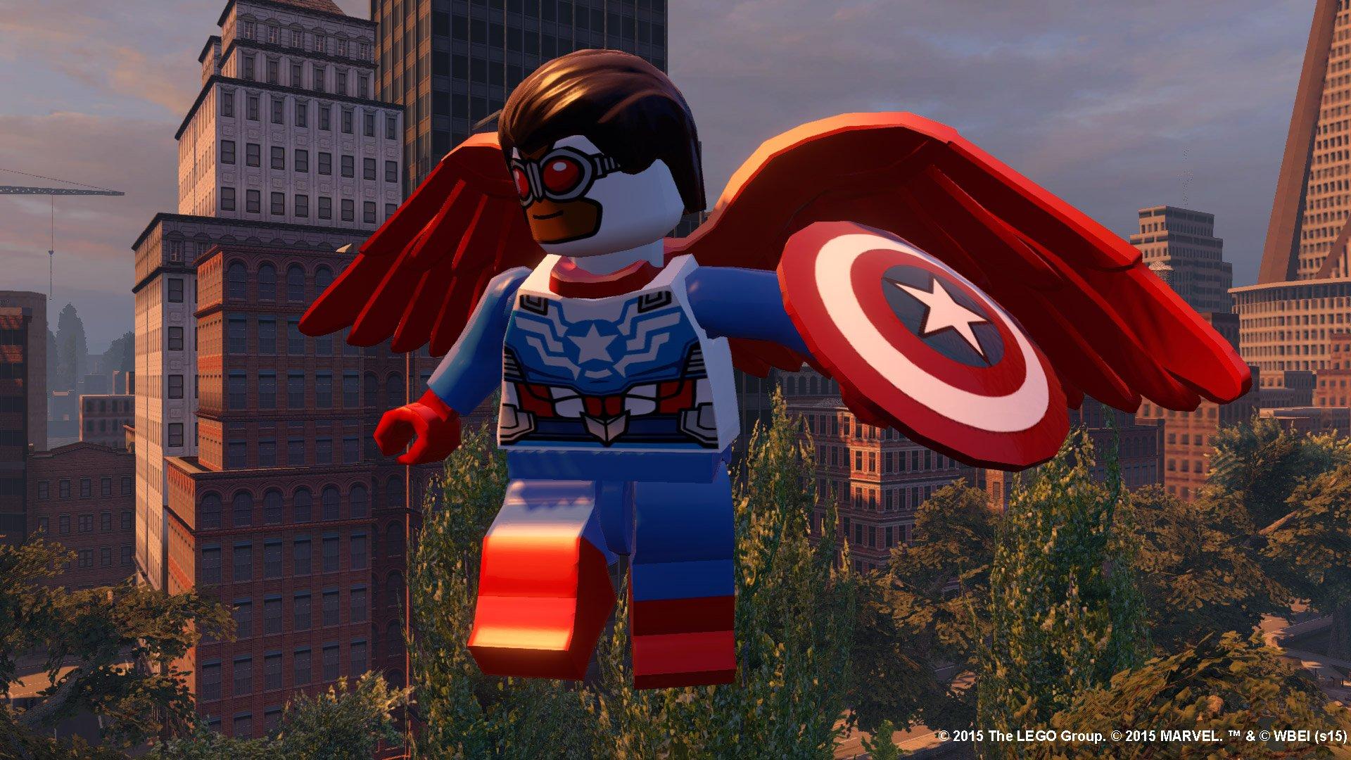 Marvel Super Heroes 60 Superhéroes: LEGO Marvel Super Heroes Para PS4