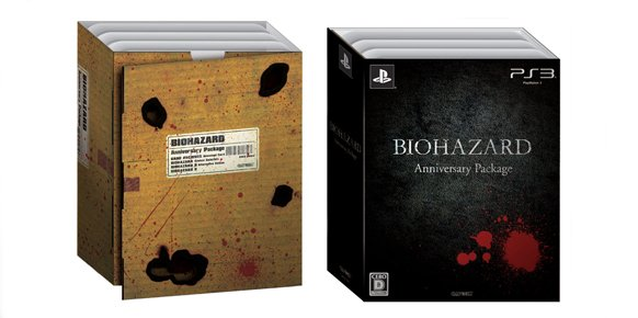 Resident Evil: Anniversary Collection