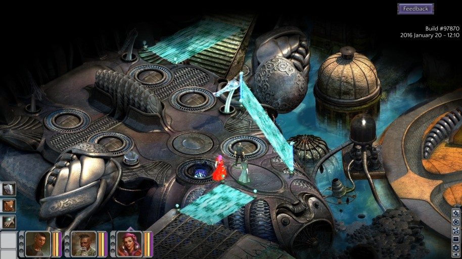 Torment Tides of Numenera: Torment Tides of Numenera: El magnífico Rol clásico