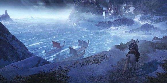 Witcher 3: The Witcher 3 Wild Hunt: Imaginando