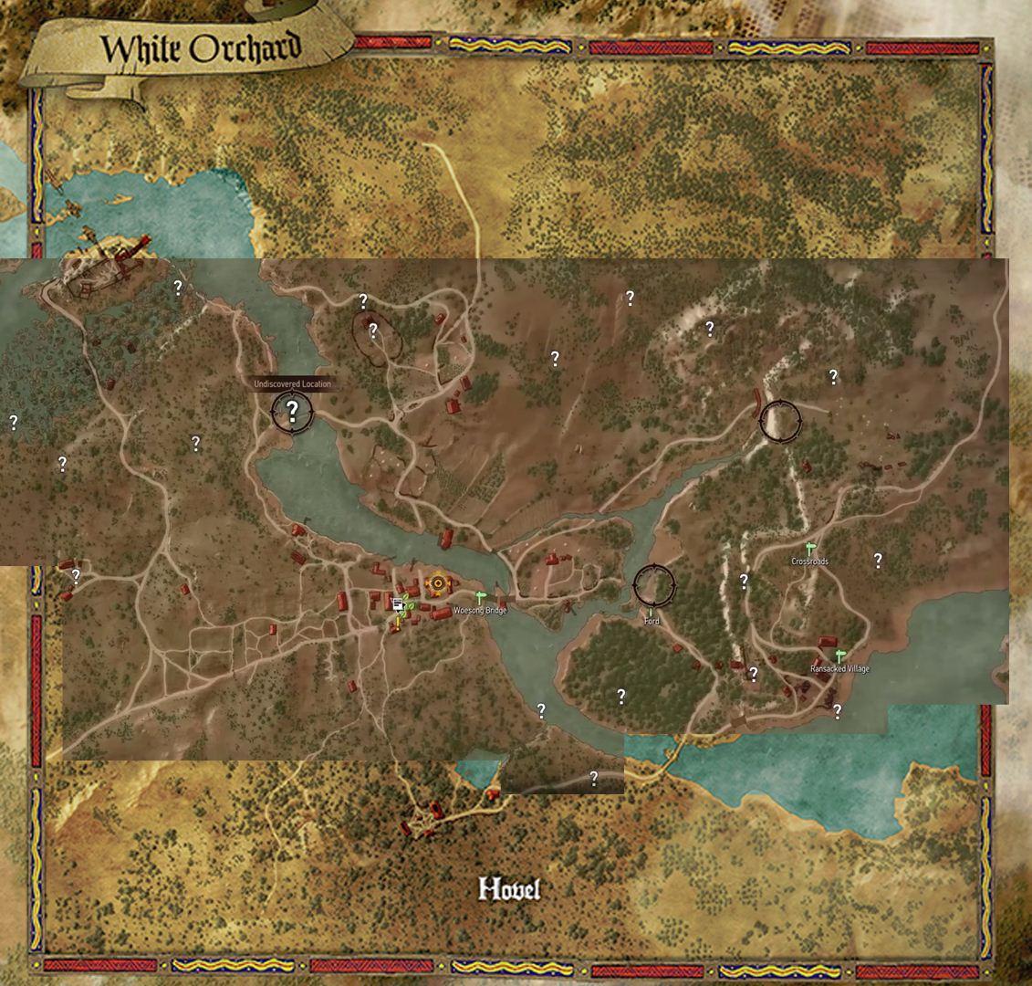 El mapa de The Witcher III es, por ahora, casi el doble de grande que el de GTA V
