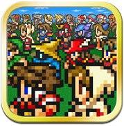 Carátula de Final Fantasy: All The Bravest - iOS