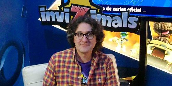 Invizimals Desafíos Ocultos: Invizimals Desafíos Ocultos: Entrevista a Daniel Sánchez Crespo