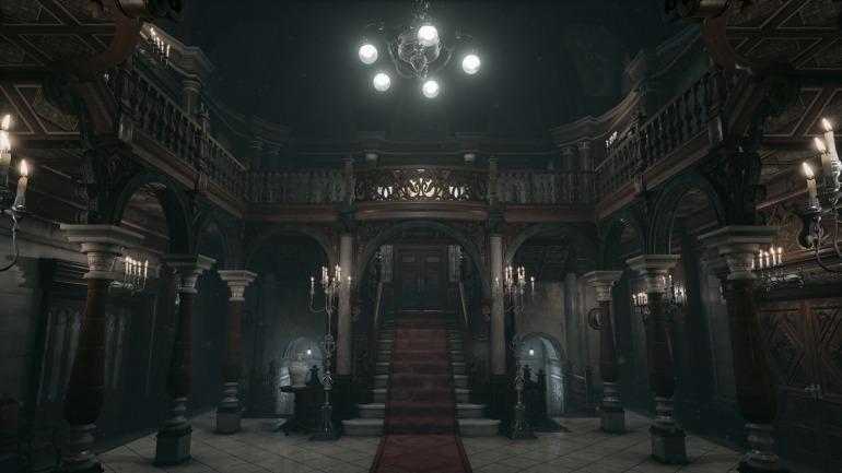 ]Podemos afirmar sin duda alguna que un desarrollador tiene un mayor control sobre lo que sucede en la mansión de Resident Evil que en él cualquier mundo abierto.