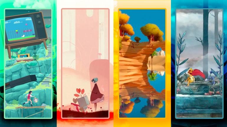 Los videojuegos más bonitos de esta generación. Ori, Child of Light, Gris, Cuphead, ¿cuál es tu favorito?