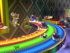 Super Mario 3D World - Pantalla