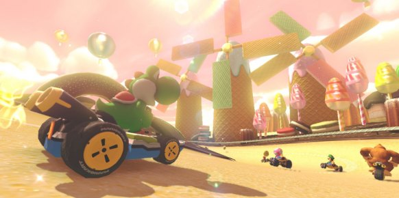 Mario Kart 8: Mario Kart 8: Impresiones E3
