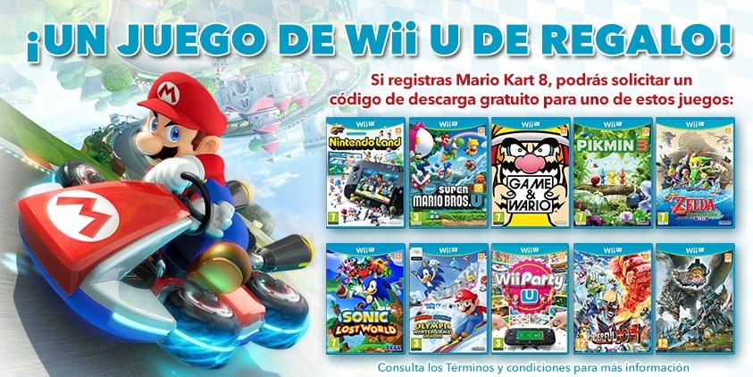 Promocion Mario Kart 8 Juego Gratis Imperio Tanuki 3djuegos