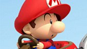 Mario Kart 8: Gameplay: Descenso Nevado