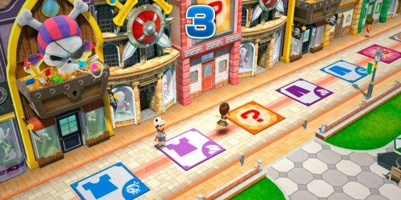 Wii Party U análisis