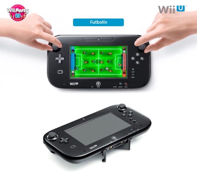 Wii Party U se pondrá a la venta el 25 de octubre