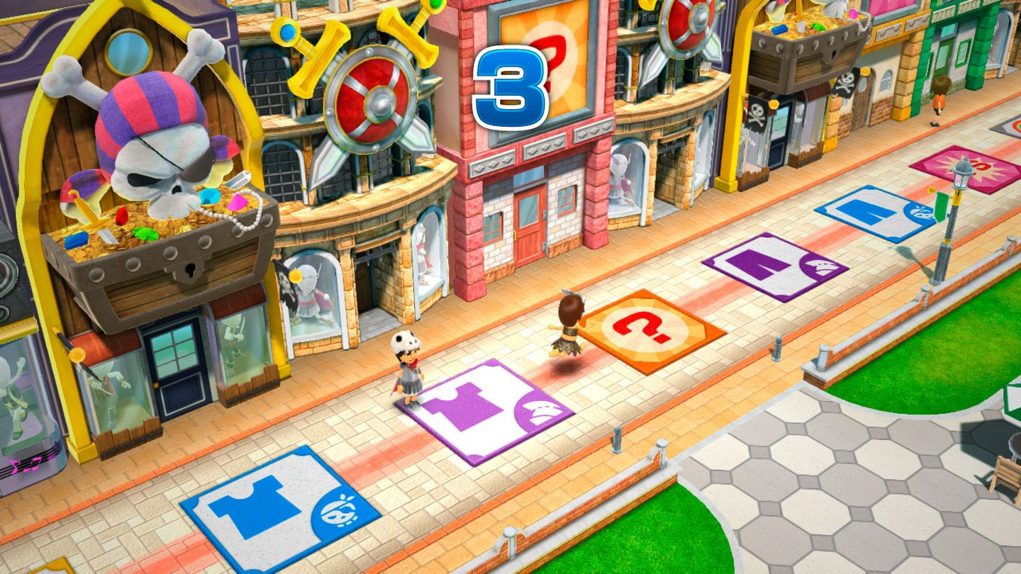 Analisis De Wii Party U Para Wii U 3djuegos