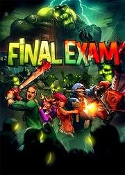 Carátula de Final Exam - Xbox 360