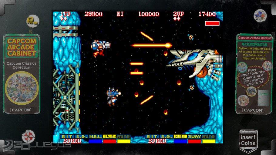 Analisis De Capcom Arcade Cabinet Para Ps3 3djuegos