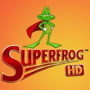 Carátula de Superfrog HD - iOS