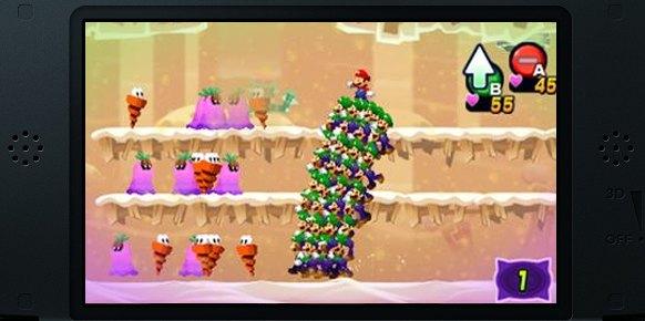 Mario & Luigi Dream Team: Mario & Luigi Dream Team: Primer contacto