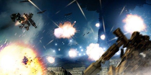 Armored Core V Verdict Day PS3