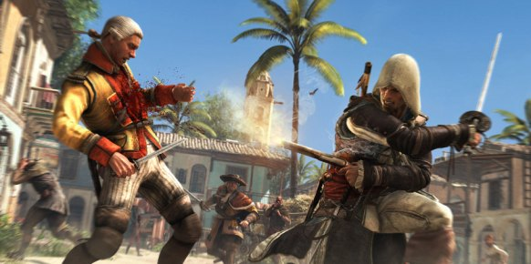 Assassins Creed 4: Assassin's Creed 4: Impresiones jugables