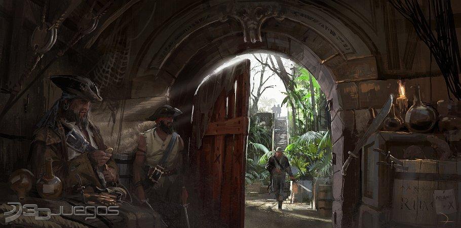 Assassin's Creed 4 - Primer contacto