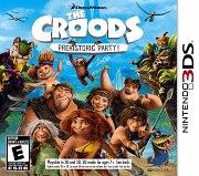 Los Croods: Fiesta Prehistorica