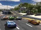 TrackMania Sunrise eXtreme - Pantalla