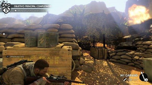 Sniper Elite 3 análisis