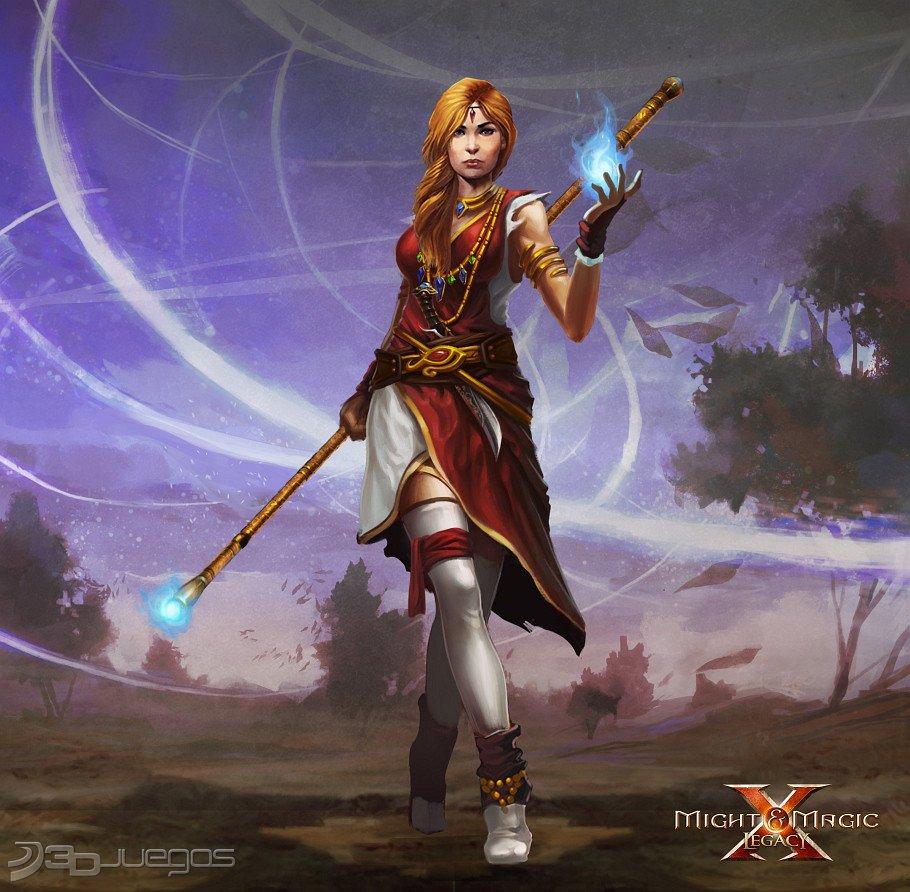 Imagen Might & Magic X Legacy (PC)