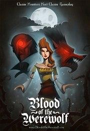 Carátula de Blood of the Werewolf - Wii U