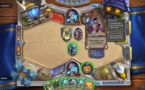 Hearthstone Heroes of Warcraft análisis