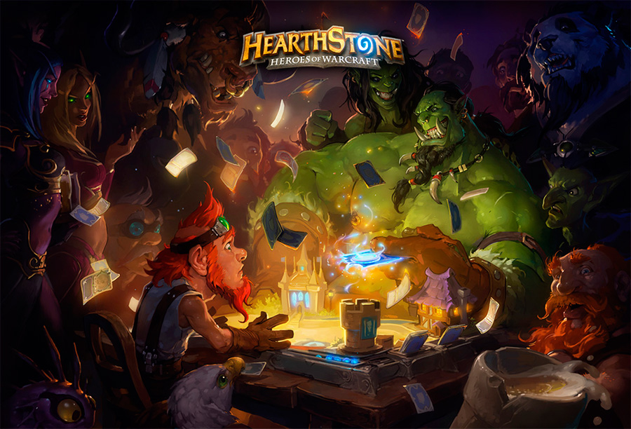 Repartimos 1.000 claves para la beta de Hearthstone: Heroes of Warcraft